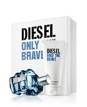 diesel-only-the-brave-set-mit-shower-gel-75ml-200ml
