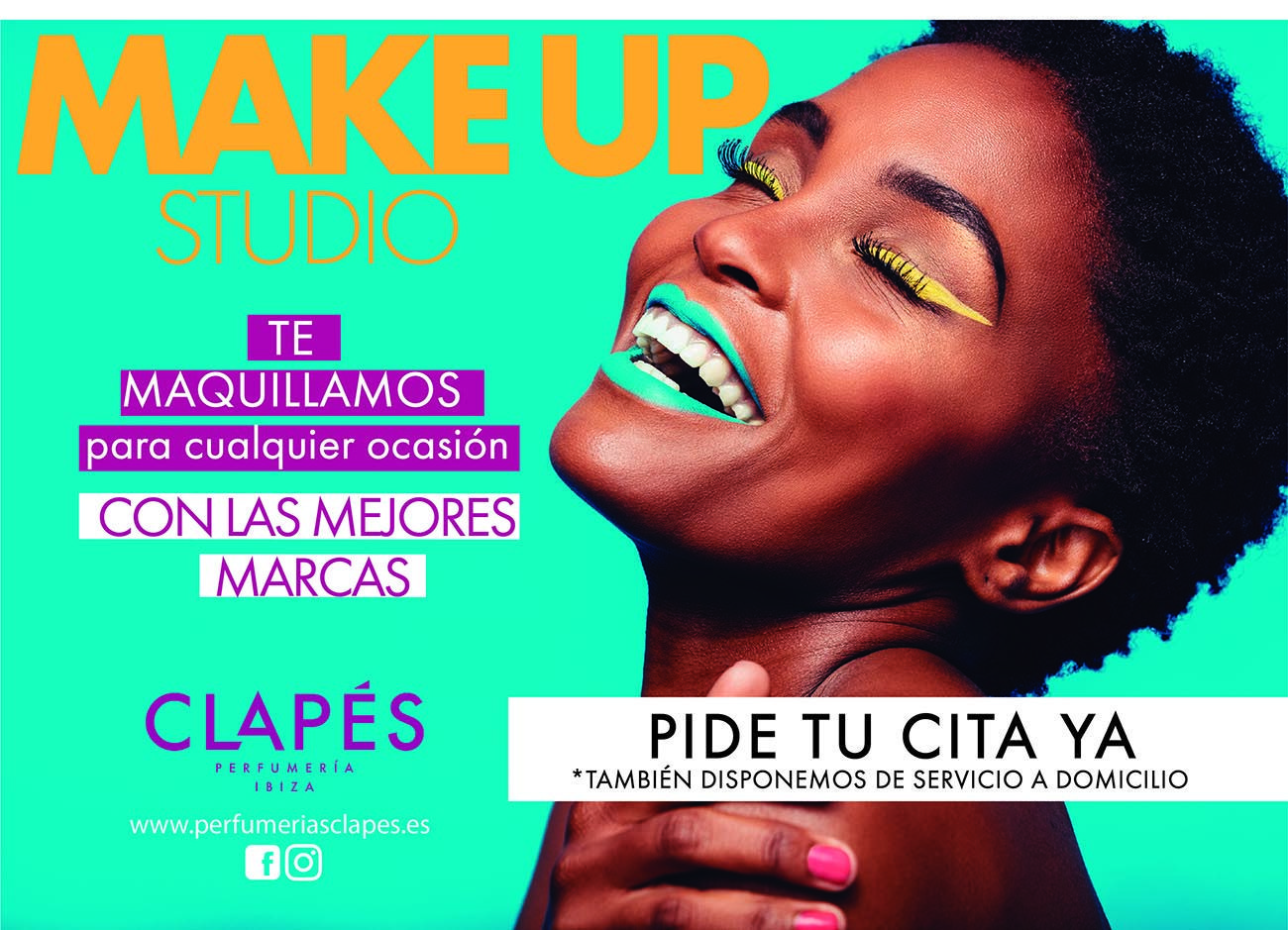 Cartel MAKE UP A4